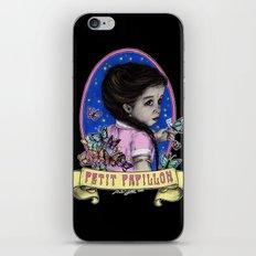 Ma Petite (color) iPhone & iPod Skin