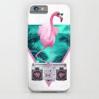 Miami Flamingo iPhone 6 Slim Case