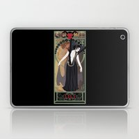 Dark Lili Nouveau - Lege… Laptop & iPad Skin