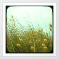 Whispers in the Breeze Art Print