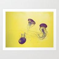 Grape Jellies Art Print