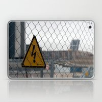Danger Madrid Laptop & iPad Skin