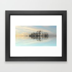 Close to Heaven Framed Art Print