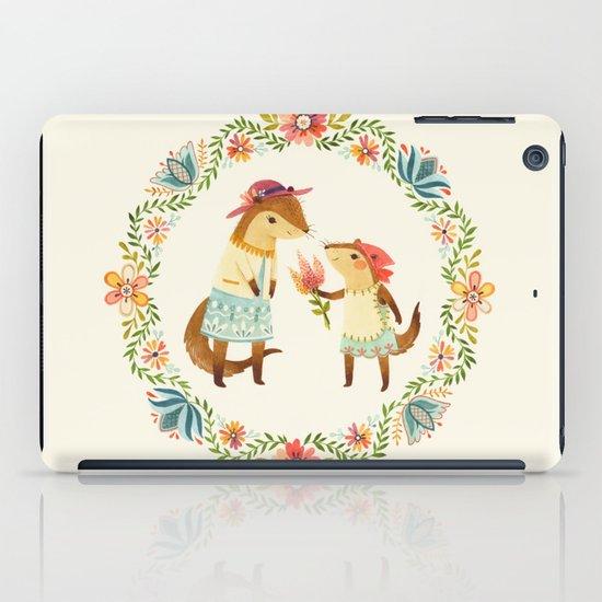 Otterly Grateful iPad Case