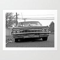 '65 Impala Art Print