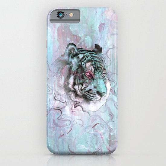 Illusive By Nature (Blue) iPhone & iPod Case