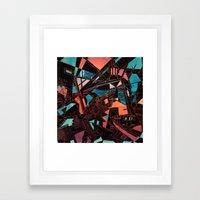Mima Kojima Framed Art Print