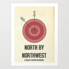 North by Northwest #2 Art Print