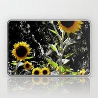Sun Flowers Laptop & iPad Skin