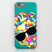 Hot Girl iPhone 6 Slim Case