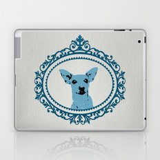 Aristocratic Mini Pinscher Laptop & iPad Skin