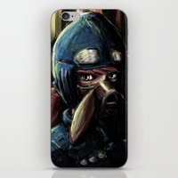 Nausicaa of the Valley of the Wind iPhone & iPod Skin