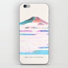 Mount Fuji iPhone & iPod Skin
