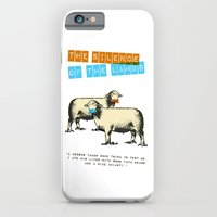 The silence of the lambs iPhone 6 Slim Case