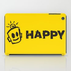 HAPPY  iPad Case