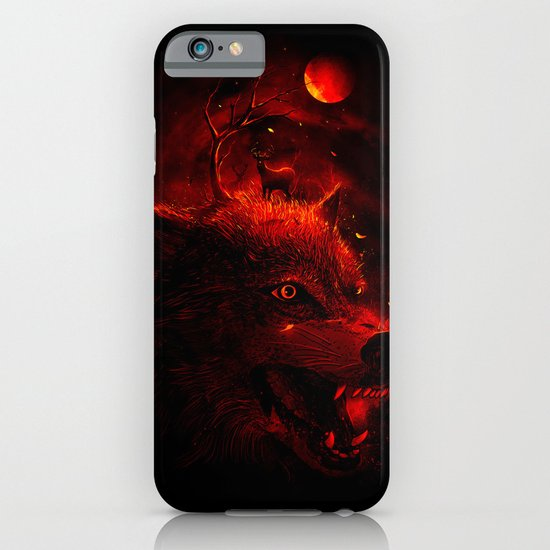 Red Dream iPhone & iPod Case