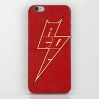 AC/DC ARROW iPhone & iPod Skin