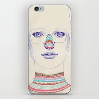 i nose it iPhone & iPod Skin