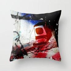 Monitor Throw Pillow