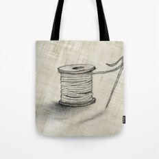 Sewing Time Tote Bag