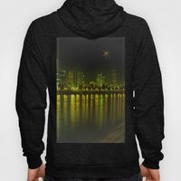 Emerald City Of Roses Hoody