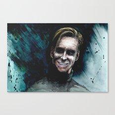 David 8 Canvas Print