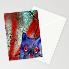 Gordon The Graffiti Cat Stationery Cards