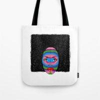 B-Mask Tote Bag