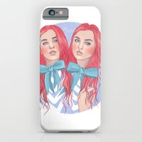 Follow the White Rabbit - Tweedles iPhone 6 Slim Case