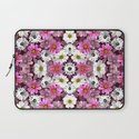 Cosmos and Marigolds Laptop Sleeve