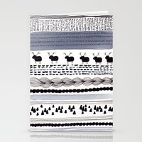 Pattern / Nr. 1 Stationery Cards