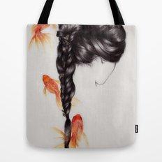 Hair Sequel III Tote Bag