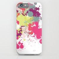 out splash iPhone 6 Slim Case