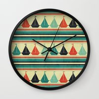 Ocean Adventure East Wall Clock