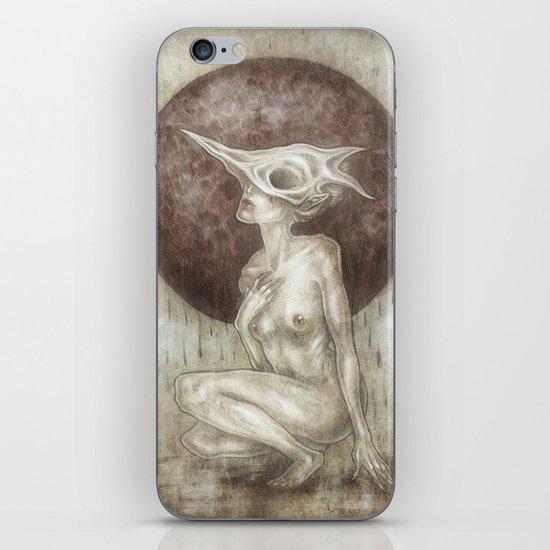 Bones.Rain iPhone & iPod Skin