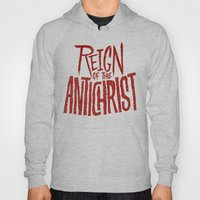 Reign of the Antichrist Hoody