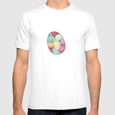 Easter Surprise SMALL White Mens Fitted Tee