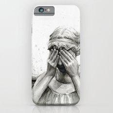 Weeping Angel Slim Case iPhone 6s