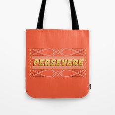 Persevere Tote Bag