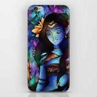 Eywa Ngahu iPhone & iPod Skin