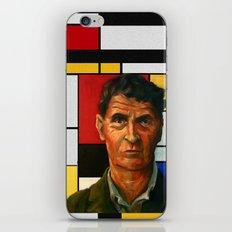 Ludwig Wittgenstein iPhone & iPod Skin
