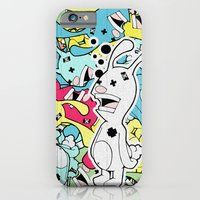 iPhone & iPod Case featuring Bun Bun by Department M