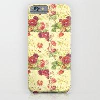 vintage blossom iPhone 6 Slim Case