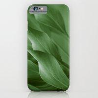 King Sugar Bush - King Protea - Leaves Green iPhone 6 Slim Case
