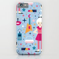 iPhone & iPod Case featuring Judy Jetson by Carly Watts