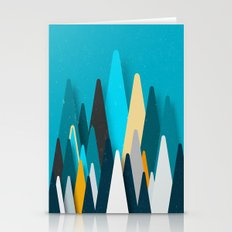 Mountain Escape Stationery Cards