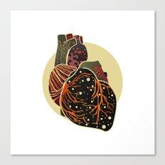 Be Still My Heart Canvas Print