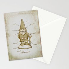 Gnomenclature Stationery Cards