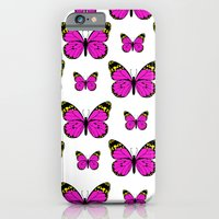 More Butterflys iPhone 6 Slim Case