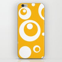 Circles Dots Bubbles :: Mango iPhone & iPod Skin